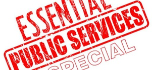 Essential Service Workers - Special