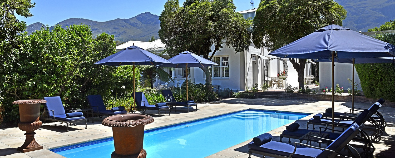 Franschhoek, Accommodation, Bed and Breakfast, Holiday, Vacation, Cape Town
